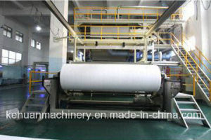 2.4m Single S PP Spunbond Nonwoven Fabric Making Machine pictures & photos
