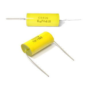 1UF 250V Metallized Polypropylene Film Capacitor pictures & photos