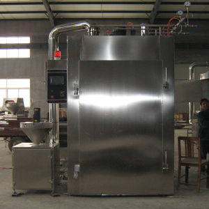 Smoked Meat Machine Machine for Smoking Meat Smoking Oven pictures & photos