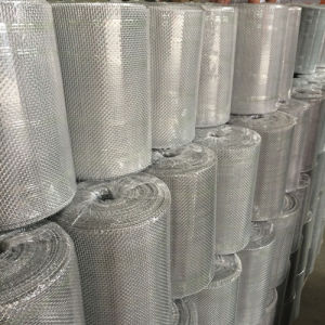 Insect/Mosquito Aluminum Alloy Window Screen pictures & photos