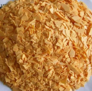 Manufacture Supply Brenntag Yellow Flakes for Sodium Sulphide 60% pictures & photos