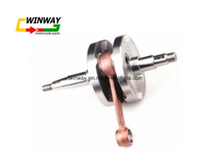 Ww-9755 Motorcycle Part, Ax100 Motorcycle Crankshaft, pictures & photos
