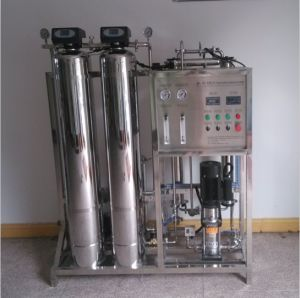 Stainless Steel Full Automatic RO System Water Purifier Equipment pictures & photos