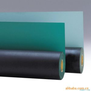 Antistatic Rubber Sheet, Rubber Mat, Rubber Pad, Rubber Rolls for Table pictures & photos