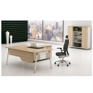 Premium Modern Design MFC Office Executive Desk (MG-1421) pictures & photos
