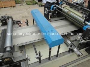 Good Performance Machine PVC Ceiling Plate Profile Extrusion Line pictures & photos