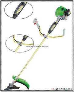GS/EMC/CE Approved 51.7CC 1530 Mm Straight Golden Color Pole Brush Cutter (XY-BC520B)