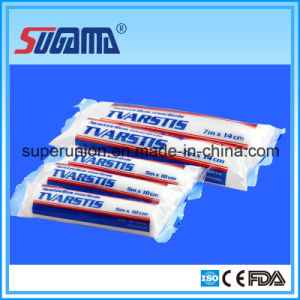 Medical Elastic Cotton Gauze Bandage for Disposable Use pictures & photos