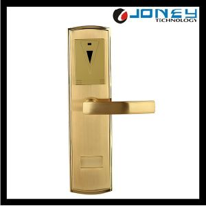 Wholesale Key Card Reader Hotel Room Door Lock pictures & photos