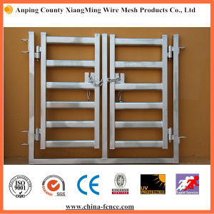Quality Steel Sheep Yard Panel Gate pictures & photos