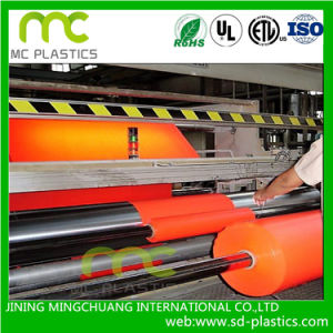 PVC Phalates Free/Eco/Non-Toxic Film/Transparent/Color Vinyl Films for Flexible Air Ducts, Packaging, Flooring and Constuction pictures & photos