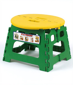 Colorful Children Plastic Stool/Foldable Chair pictures & photos