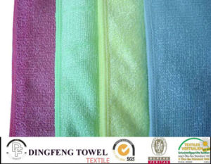 Professional Microfiber Car Cleaning Towel pictures & photos