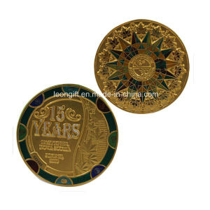 Craft Gift 3D Logo Challenge Coin Wholesale pictures & photos