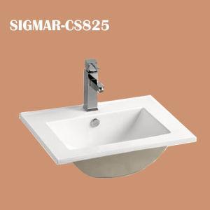 Fashion Design Pedestal Sink Storage Wash Basin