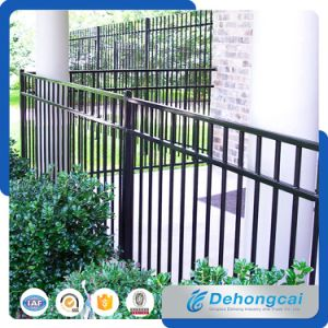 Ornamental Garden Wrought Iron Fence pictures & photos
