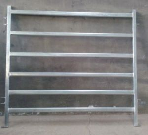 1800mm*2100mm Tube Australia Cattle Horse Fence Panel pictures & photos