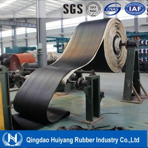 Multiply Fabric Core Polyester Rubber Conveyor Belt pictures & photos