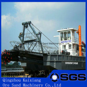Cutter Suction River Sand Dredger pictures & photos