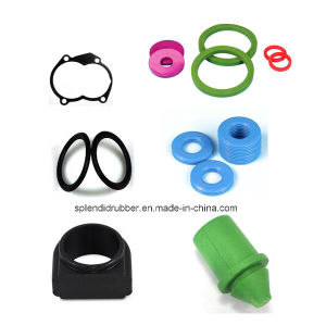 Professional Manufacturer of Rubber Flat Gasket with Silicone Material pictures & photos