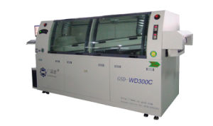 Lead-Free Wave Soldering Machine (GSD-WD300C) pictures & photos