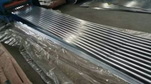 Roofing Sheet Galvanized Corrugated Steel Sheet pictures & photos