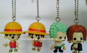 PVC Keychain for Decoration (5-6 cm) pictures & photos