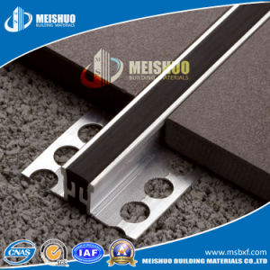 Aluminium Movement Control Joints for Decoration pictures & photos