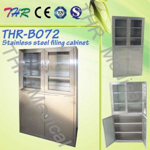 Hospital Stainless Steel Hickey Cabinet pictures & photos