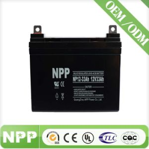 Sealed Lead Acid Battery for Inventer (12V33AH)