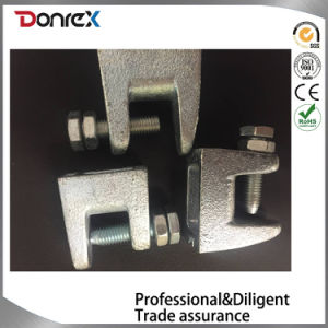 Zinc Plated Carbon Steel Beam Clamp for Scaffolding pictures & photos