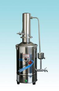Stainless Steel Electric Water Distilling Equipment (model DZ-5)