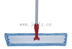 Economical Aluminum Flat Mop Set (JL-075) pictures & photos