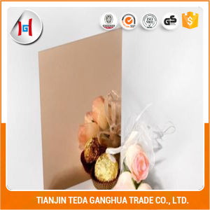 High Quality Wholesale 2b Hl 8k Ba Finished Surface 316L Stainless Steel Sheet pictures & photos