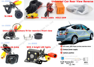 Universal HD Waterproof Mini Car Rear View Camera pictures & photos