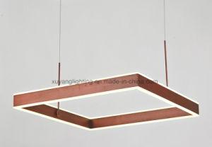 Good Sales Square Pendant Light for Decoration pictures & photos