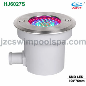100% Waterproof LED Underwater Lights, IP68 LED Swimming Pool Lamps