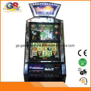 Coin Operated Slot Multi Gaminator Gambling Video Poker Machine pictures & photos