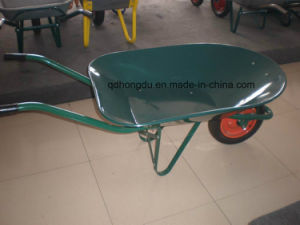High Quality Best Price Construction Wheel Barrow 5500 pictures & photos