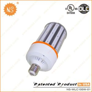UL Dlc IP64 High Power E39 E26 100W LED Light Bulb pictures & photos