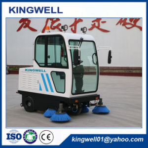 Road Sweeper (KW-1900F) pictures & photos