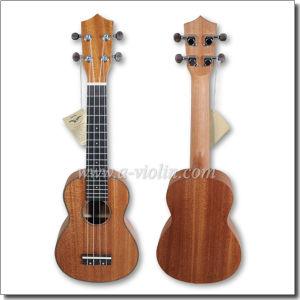 "21"" Soprano Solid Koa Rosewood Fingerboard Ukulele (AU50A-21′′) pictures & photos"