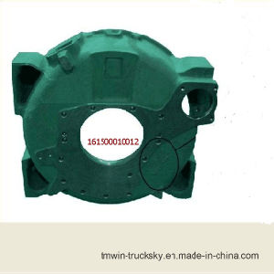 Sinotruck HOWO Spare Parts Fly Wheel Housing (161500010012) pictures & photos