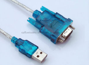 RS232 to USB B Cable for Computer pictures & photos