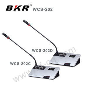Wcs-202 Many Channel Wireless Conference System