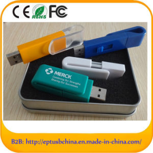 Pen Drive USB Flash Drive with Pin Function (EC008) pictures & photos