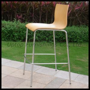 Restaurant Bar Furniture Plywood High Chair (SP-BBC215) pictures & photos