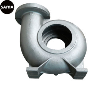 Grey, Ductile Iron Pump Body Sand Casting pictures & photos