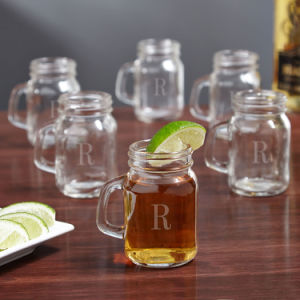 100ml Mason Jar with Handle