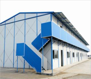 Hot Promotion! ! ! Prefabricated House pictures & photos